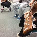 音が出ないギター