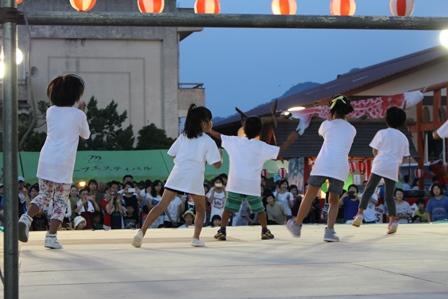 キッズのダンス